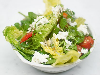 Photo: Pick and Mix Style Salad: Jamie Oliver Shares His Philosophy