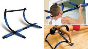 Exercise Infomercials: We Try Before You Buy