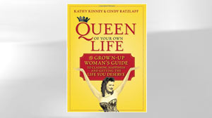 "PHOTO ""Queen of Your Own Life: The Grown-Up Womans Guide to Claiming Happiness and Getting the Life You Deserve"" is shown."