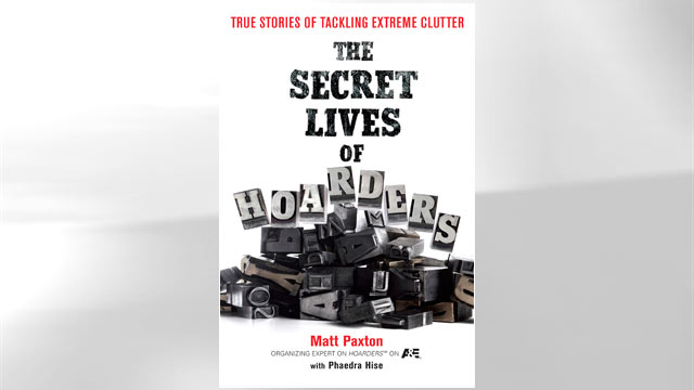 "PHOTO: Matt Paxton takes a close look at extreme cases of hoarding his new book ""The Secret Life of Hoarders."""