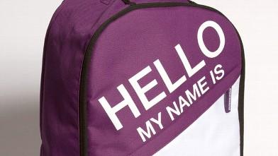 PHOTO:Sprayground Hello backpack
