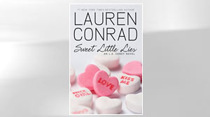 Photo: Book cover: Sweet Little Lies: An L.A. Candy Novel