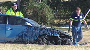 Photo: TOYOTA RECALL: Reports of Runaway Cars: Four Dead in Dallas Crash Where Problem Floor Mats Found in Trunk