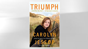 Photo: Book Cover: Triumph: Life After the Cult -- A Survivors Lessons