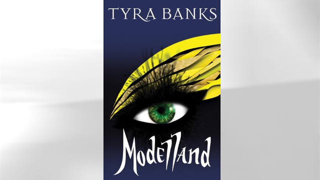"PHOTO: Shown here is the book, ""Modelland"", by Tyra Banks."