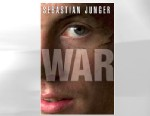 """PHOTO Sebastian Junger, author of """"The Perfect Storm,"""" retraces the intense lives of American soldiers fighting in a deadly part of Afghanistan in his new book, """"War."""""""