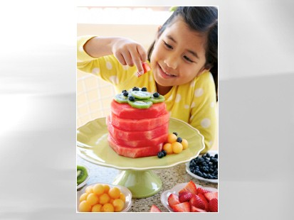 PHOTO A Watermelon Cake is shown in this file photo.