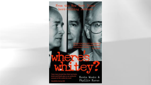 "PHOTO: Book cover of ""Wheres Whitey?"" by Phyllis Karas and Kevin Weeks."