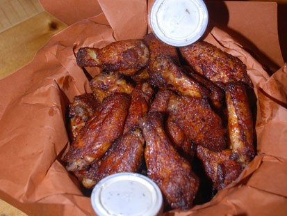 Hill Country Smoked Chicken Wings