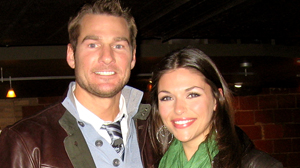 PHOTO Brad Womack infamously rejected both Deanna Pappas, right, and co-contestant Jenni Croft at the end of ?The Bachelor? season 11