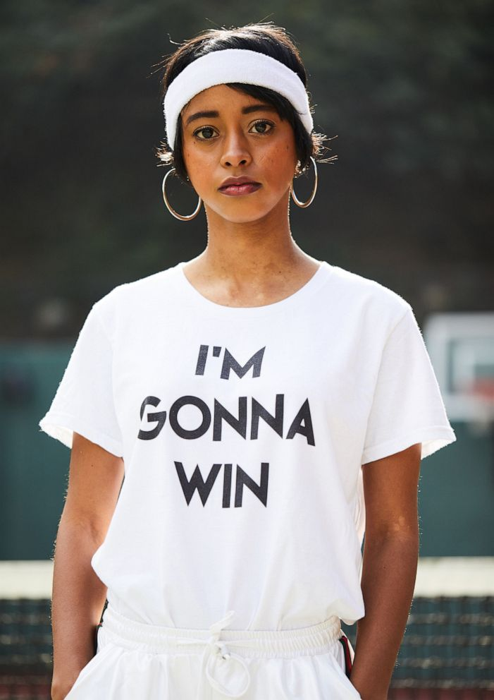 PHOTO: A new campaign called Im gonna win seeks to honor Diana Ross on her 75th birthday with female black celebrities sharing images of themselves wearing shirts with the slogan on their front.