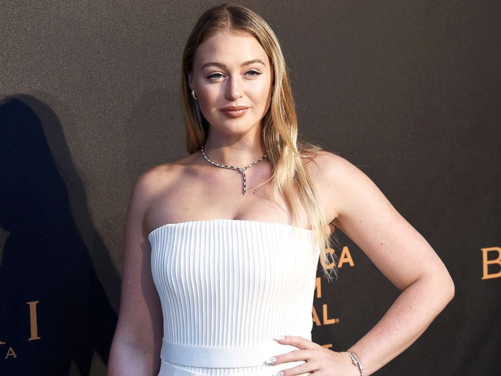 PHOTO: Iskra Lawrence attends an event at 2018 Tribeca Film Festival on April 26, 2018, in New York City.