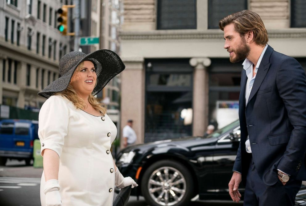 PHOTO: A scene from Isnt it Romantic.
