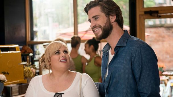 Liam Hemsworth jokes that co-star Rebel Wilson can join his Valentine's date with wife Miley Cyrus