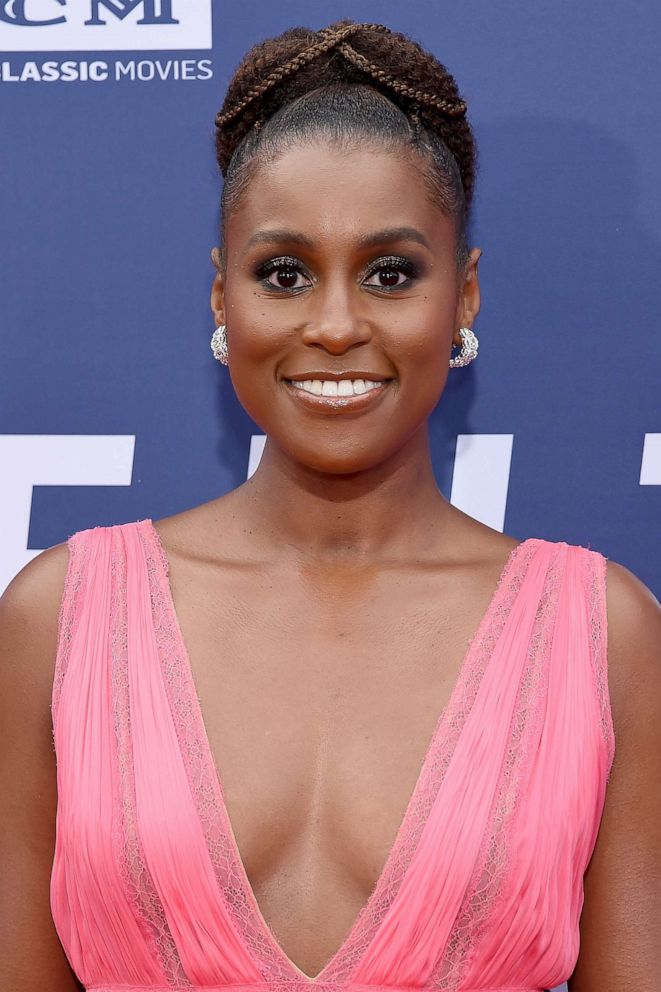 PHOTO: Issa Rae attends the American Film Institutes 47th Life Achievement Award Gala Tribute To Denzel Washington at Dolby Theater on June 6, 2019 in Hollywood, C.A.