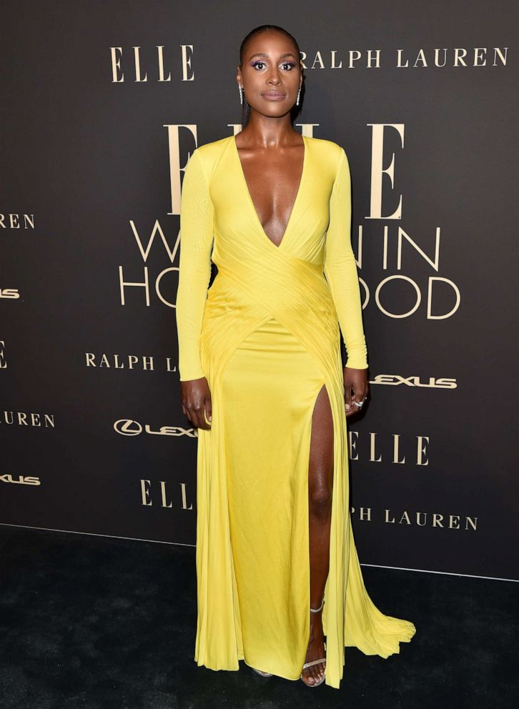 PHOTO: Issa Rae attends the 2019 ELLE Women In Hollywood at the Beverly Wilshire Four Seasons Hotel on October 14, 2019, in Beverly Hills, Calif.