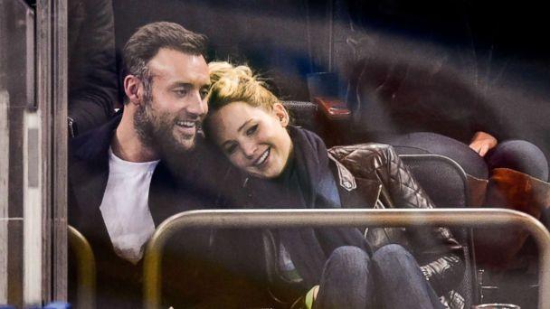 Jennifer Lawrence is engaged to Cooke Maroney