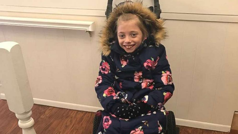Mom Jennifer invented the Bodycoat--a garment specially made for people like her daughter Zoey who use a wheelchair daily.