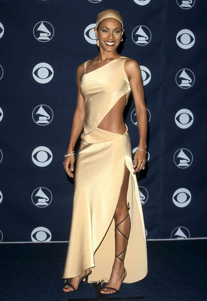 PHOTO: Jada Pinkett Smith attends the 41st annual Grammy awards, Feb. 24, 1999, in Los Angeles.