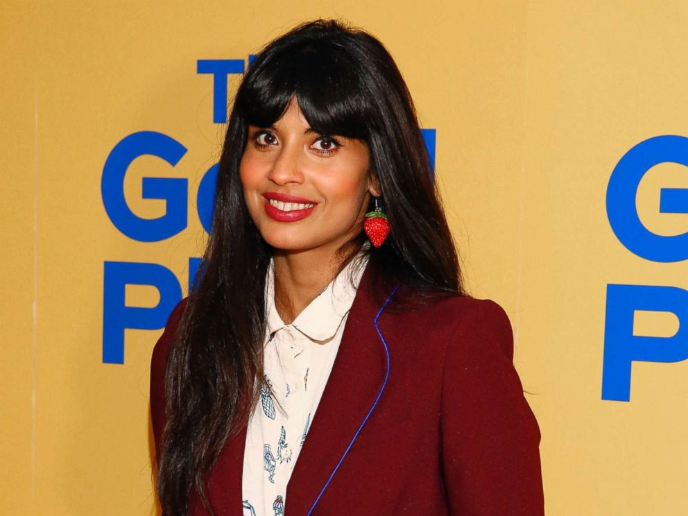 PHOTO: Jameela Jamil at UCB Sunset Theater in Los Angeles, June 19, 2018.