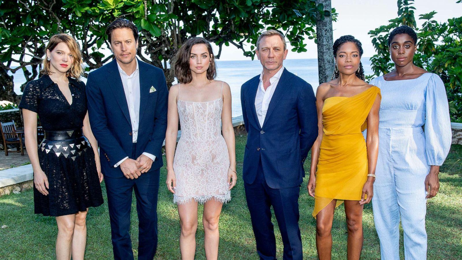 Daniel Craig Bond 25 Cast Massively Excited To Return