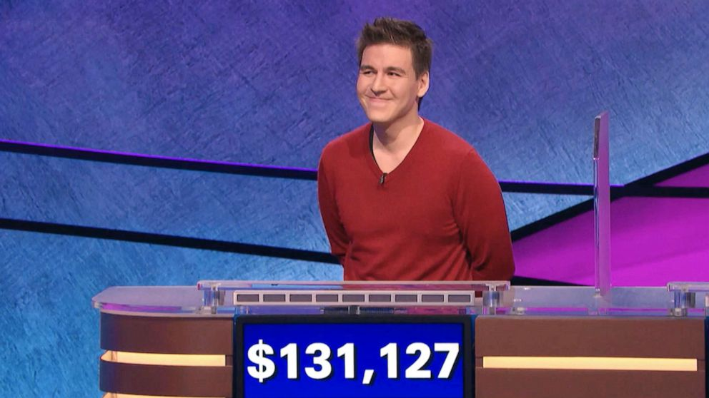 Alex Trebek on 'Jeopardy' champ James Holzhauer: 'He has no weaknesses'
