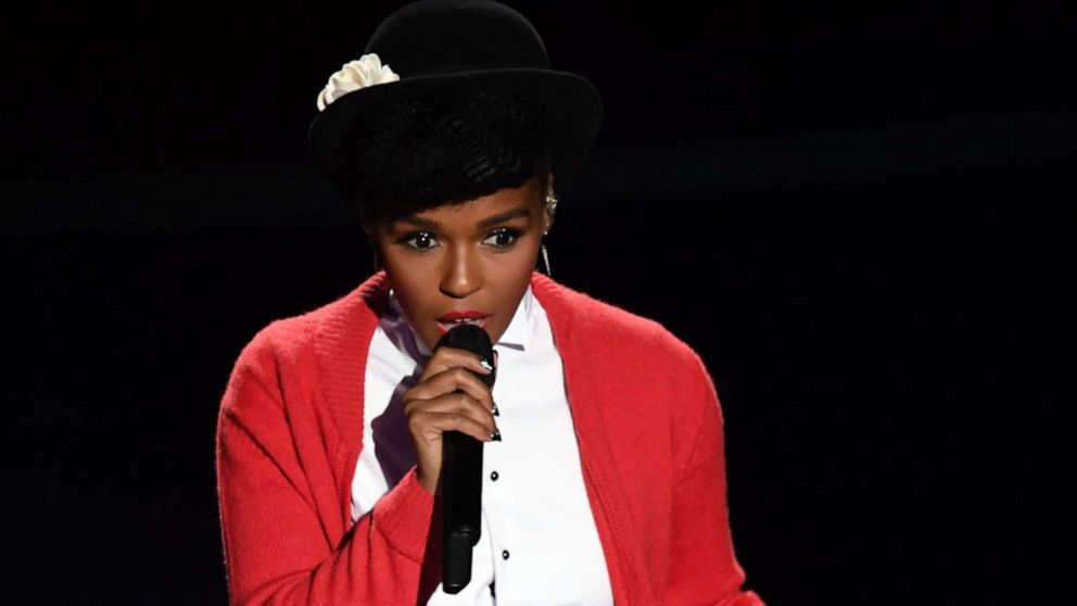 PHOTO: Janelle Monae performs onstage during the 92nd Annual Academy Awards at Dolby Theatre on Feb. 9, 2020 in Hollywood, Calif.