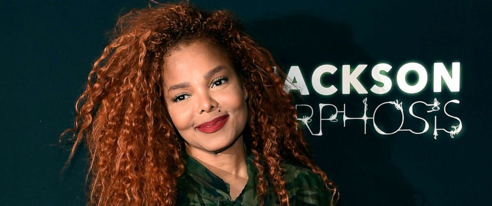 "PHOTO: Singer Janet Jackson attends her residency debut ""Metamorphosis"" after party at On The Record Speakeasy and Club at Park MGM, May 17, 2019, in Las Vegas."