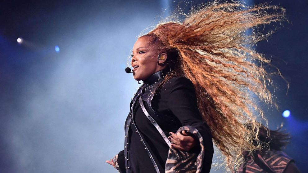 9b7e0500 Stevie Nicks and Janet Jackson head to the Rock and Roll Hall of Fame - ABC  News