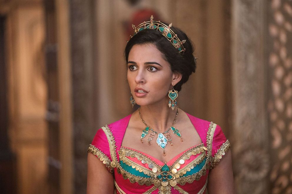 PHOTO: Naomi Scott is Jasmine in Disneys Aladdin, 2019.
