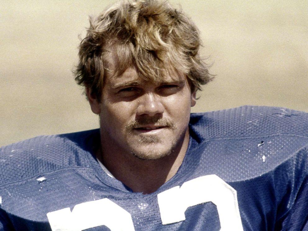 PHOTO: Dallas Cowboys linebacker Jeff Rohrer in 1982.