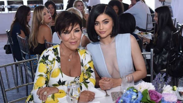 Kylie Jenner says being a mother made her respect Kris much more