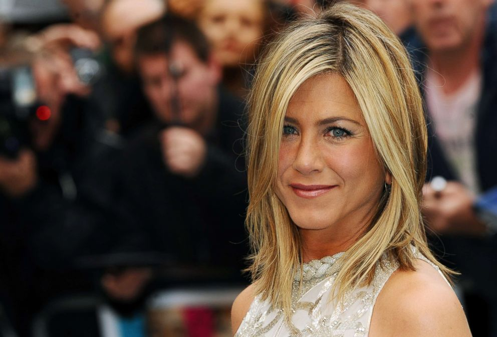 PHOTO: Actress Jennifer Anniston attends the Horrible Bosses Premiere at BFI Southbank, July 20, 2011, in London.
