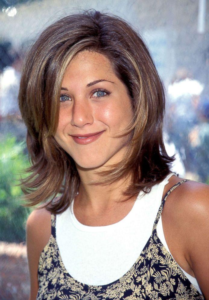 PHOTO: Jennifer Aniston at the 95 Pediatric Aids Foundation Annual Picnic, June 4, 1995.