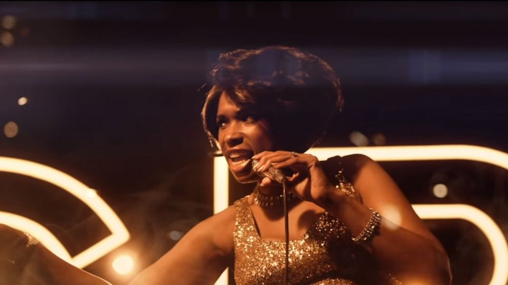 New 'Respect' teaser gives first look at Jennifer Hudson as Aretha Franklin