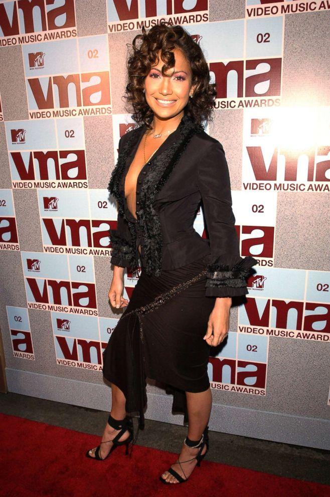 Pics that prove J Lo's VMA style has come a long way since