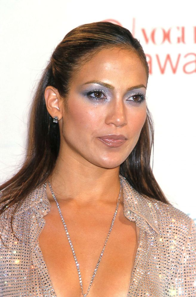 Jennifer Lopez in New York City.
