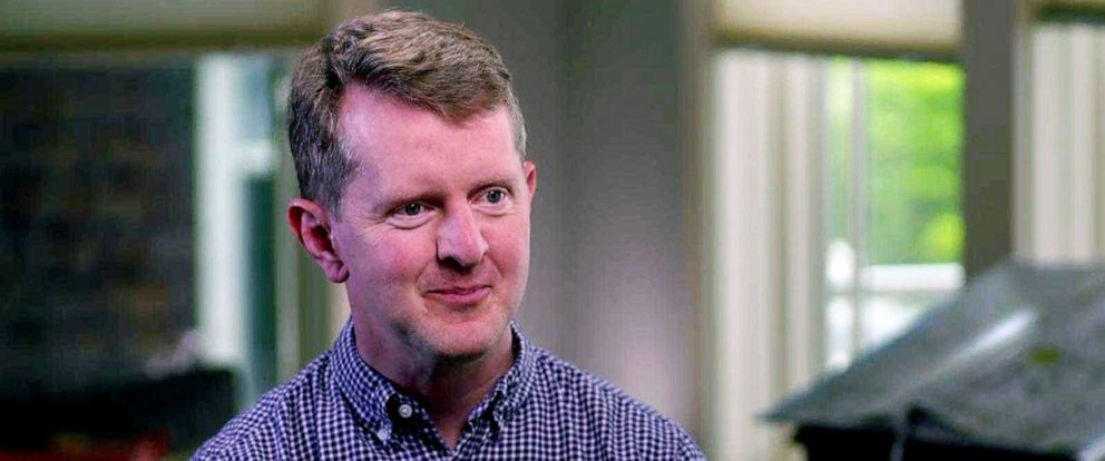 "PHOTO: ""Jeopardy!"" legend Ken Jennings opens up in an interview with ""GMA."""