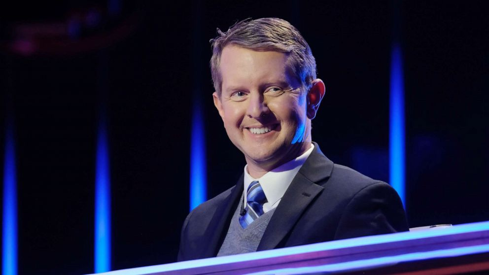 Ken Jennings discusses the 'pressure' of hosting 'Jeopardy ...