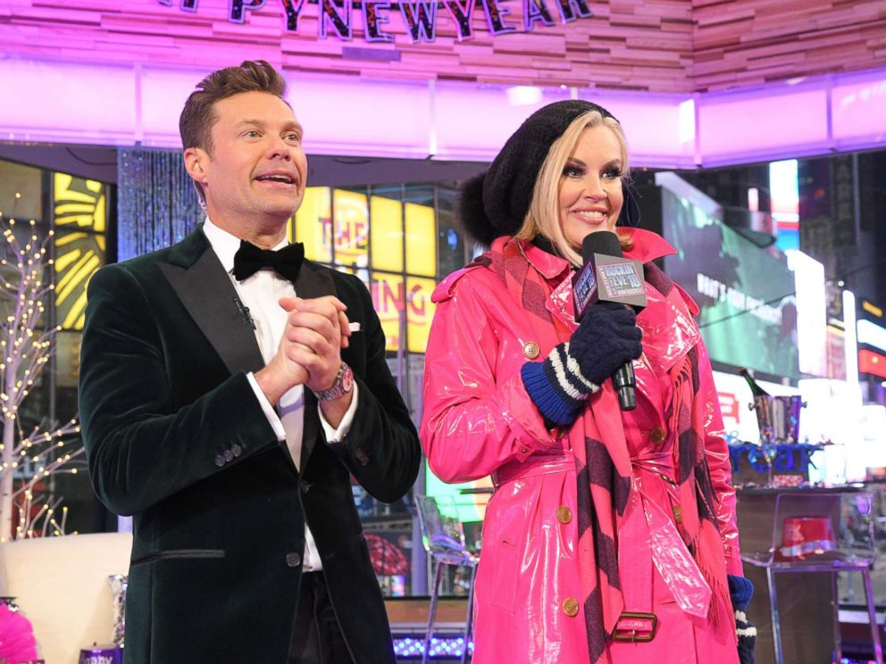 Jenny Mccarthy Ryan Seacrest Reveal Why One Special Musical Guest
