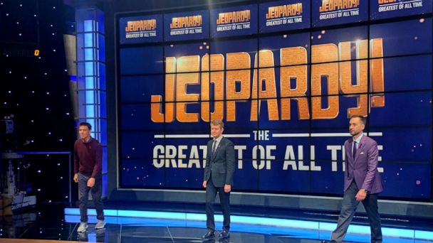 Jeopardy! Goat >> Competition For The Title Of Jeopardy Goat Heats Up As