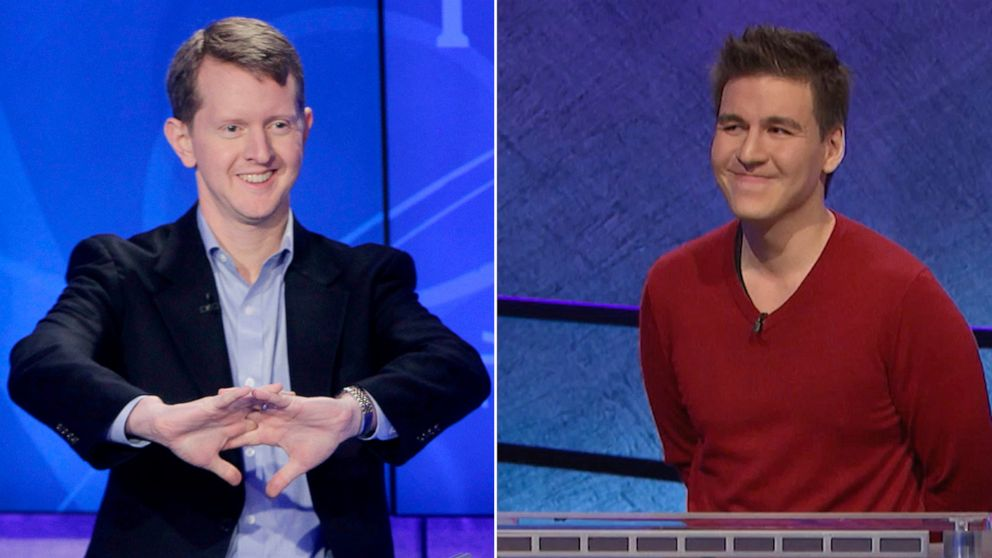 Jeopardy!' champ Ken Jennings weighs in on challenger James