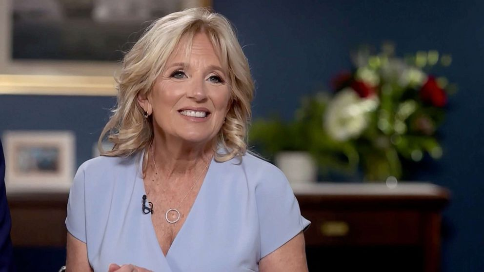 abcnews.go.com: Dr. Jill Biden responds after op-ed called for her to drop 'doctor' from name
