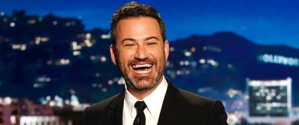 "PHOTO: Jimmy Kimmel on ""Jimmy Kimmel Live!"" in Los Angeles, Oct. 11, 2018."