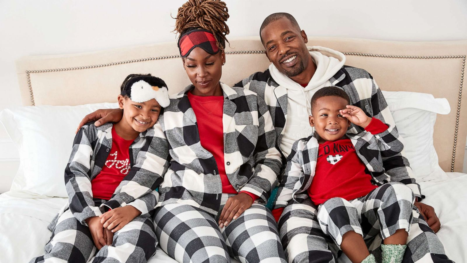 Shop The Cutest Matching Christmas Pajamas In Time For The Holidays Gma