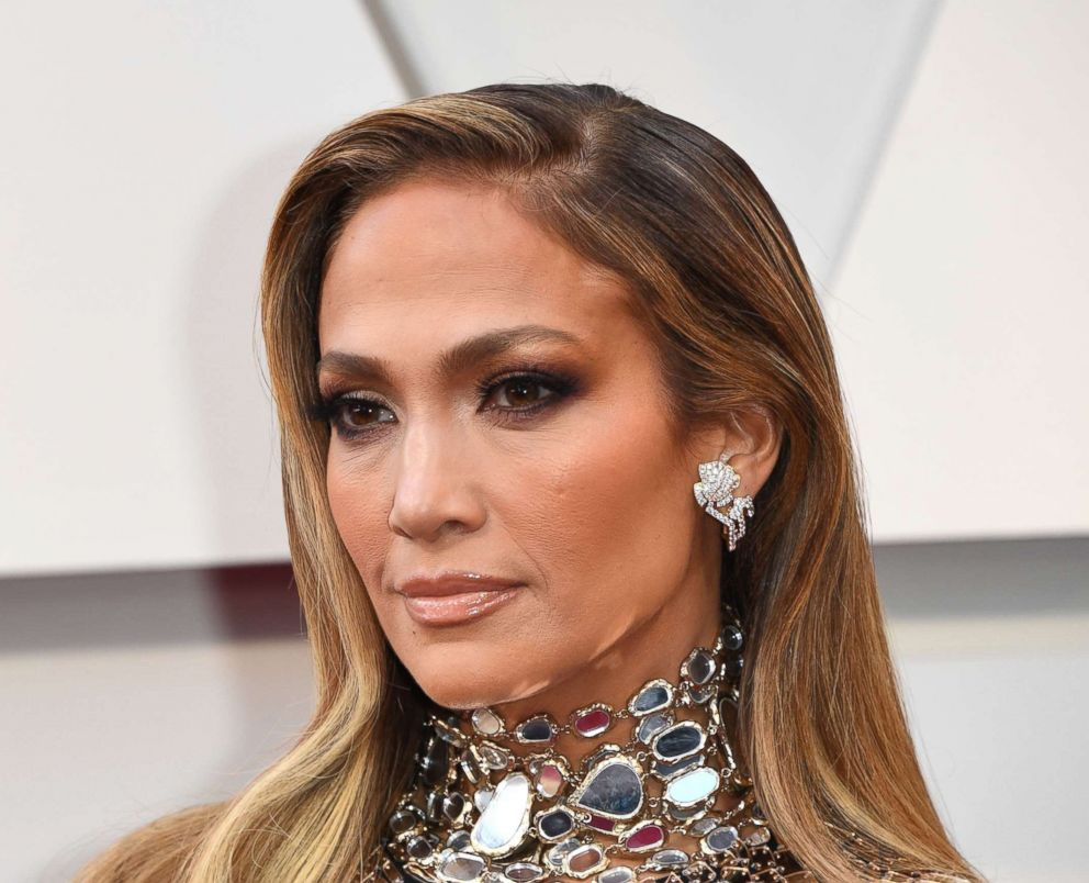 PHOTO: Jennifer Lopez arrives for the 91st Annual Academy Awards at the Dolby Theatre in Hollywood, Calif., Feb. 24, 2019.