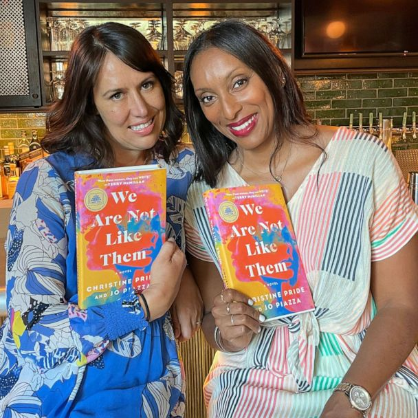 Authors Jo Piazza and Christine Pride spark conversations about friendship and race in 'We Are Not Like Them'