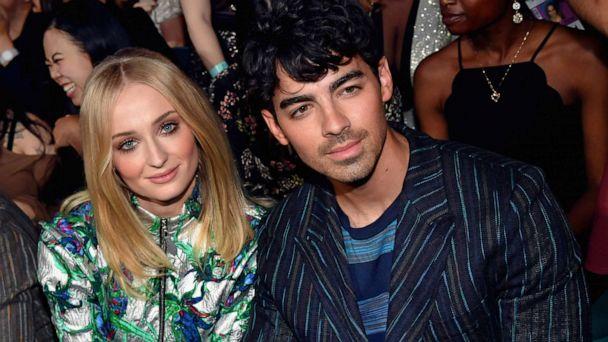 'Game of Thrones' star Sophie Turner says her dad was 'beyond pleased' she married Joe Jonas