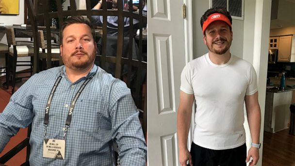This Father Of 3 Lost 45 Pounds Through The Keto Diet During Quarantine Gma