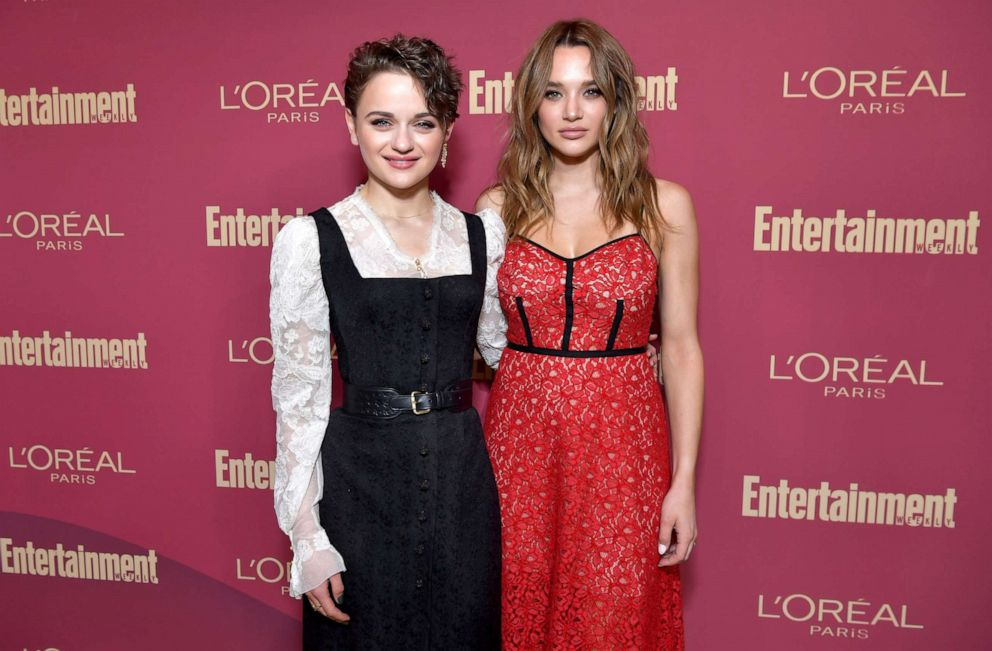 PHOTO: Joey King and Hunter King attend the 2019 Pre-Emmy Party hosted by Entertainment Weekly and LOreal Paris at Sunset Tower Hotel in Los Angeles on Friday, September 20, 2019.